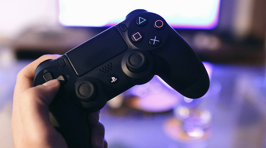 black controller - The 3 Best Space-Themed Video Games for PS4